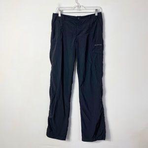 Columbia PFG Omni-shade women's black nylon pants